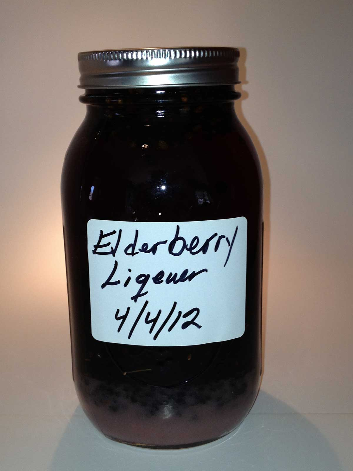 Edler Berry Cordial