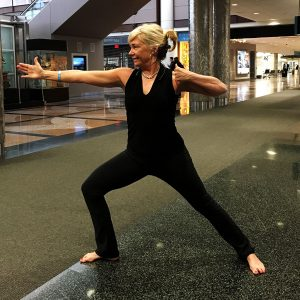 Essentrics Instructor Susan Mead