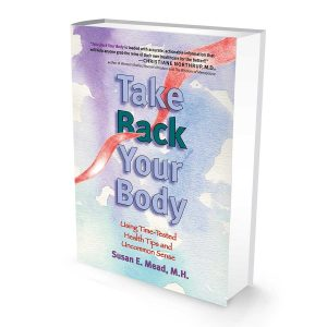 Take Back Your Body Cover